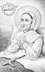 Lydwina, geschiedenis, MS